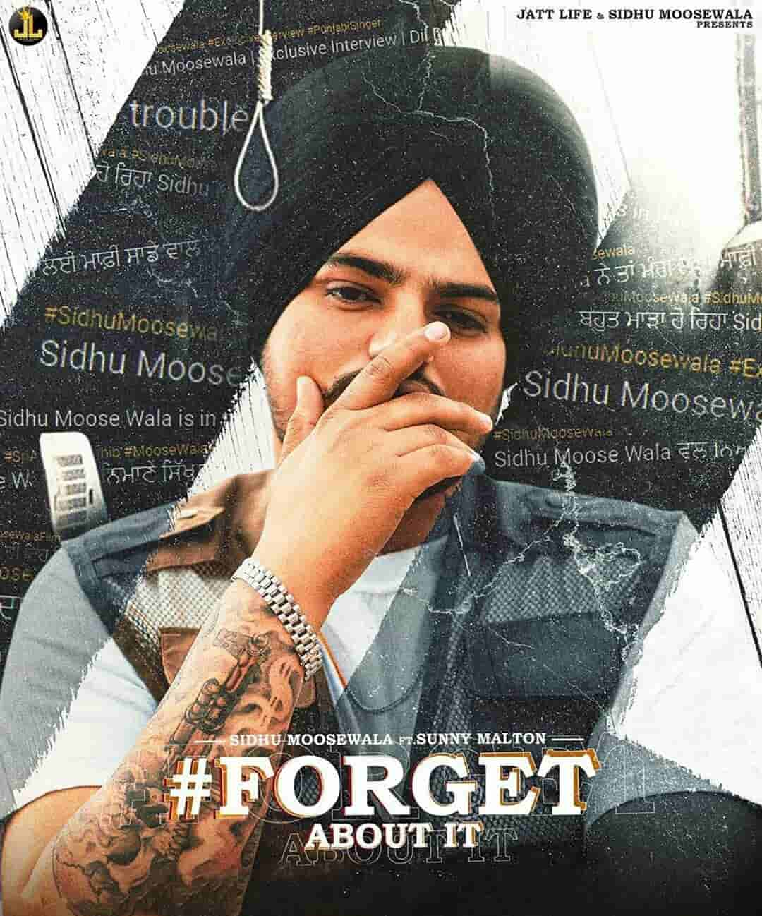 Forget About It Sidhu Moosewala song images