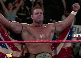WWE / WWF One Night Only 1997 - British Bulldog faced Shawn Michaels in the main event