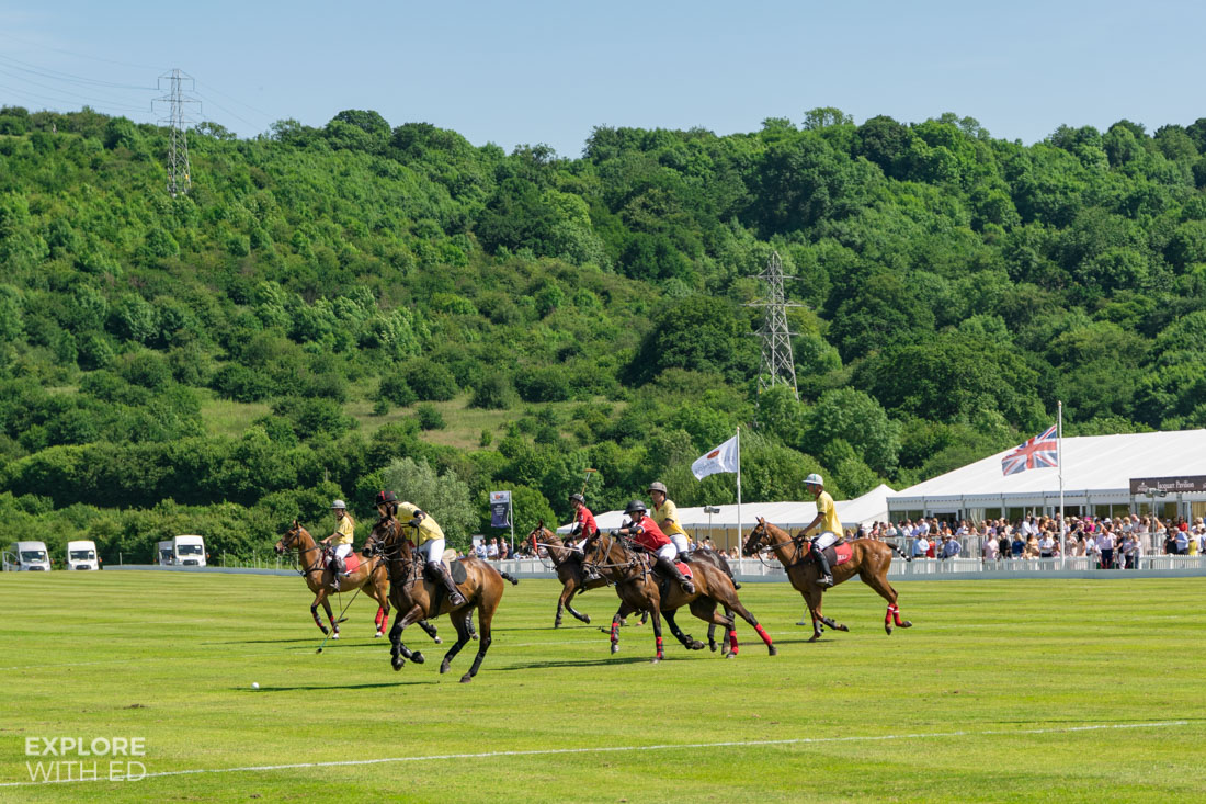Polo Match at The Celtic Manor Resort