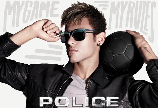 Neymar seguirá siendo embajador de Police