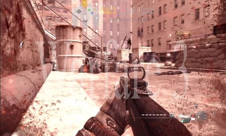 تحميل جميع اجزاء لعبة Call of Duty من ميديا فاير مضغوطة
