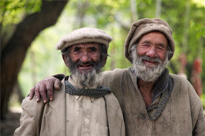 O mito da longevidade de Hunza
