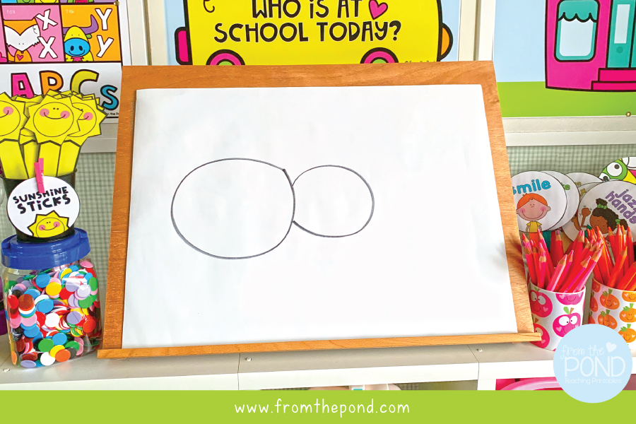 Drawing Worksheets for Kindergarten