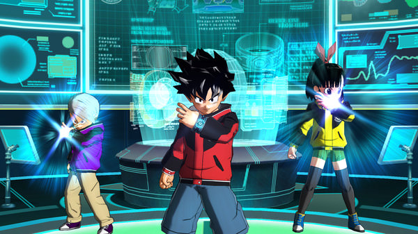 Super Dragon Ball Heroes World Mission PC Full Español