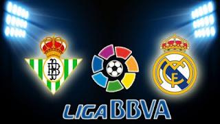 ملخص واهداف مباراة ريال مدريد وريال بيتيس بث مباشر اليوم السبت 15-10-2016