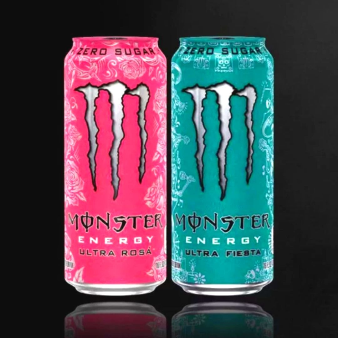 The Supp Plug Monster Energy Ultra Rose Ultra Fiesta Now Available Where You Can Buy Them