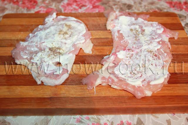 рецепт куриных рулетиков с черносливом с пошаговыми фото