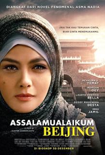 DOWNLOAD FILM ASSALAMU'ALAIKUM BEIJING (2014) - [MOVINDO21]