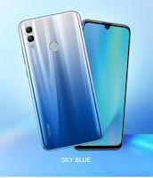 Honor 10 Lite smartphone for PUBG Mobile