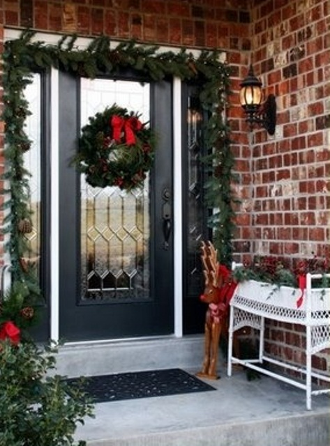 Some Cool Christmas Construction Interior Decoration Concepts