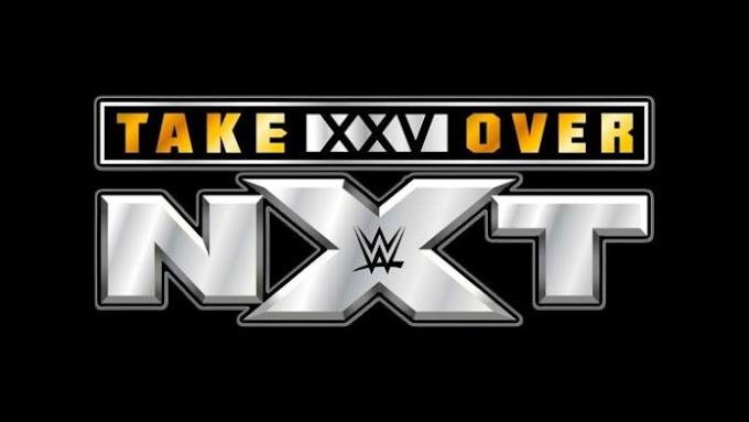 Replay: WWE NXT TakeOver XXV 01/06/2019