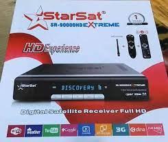التحديث الاخير للجهازين starsat ستارسات 90000-2000 إكستريم نسخة 299