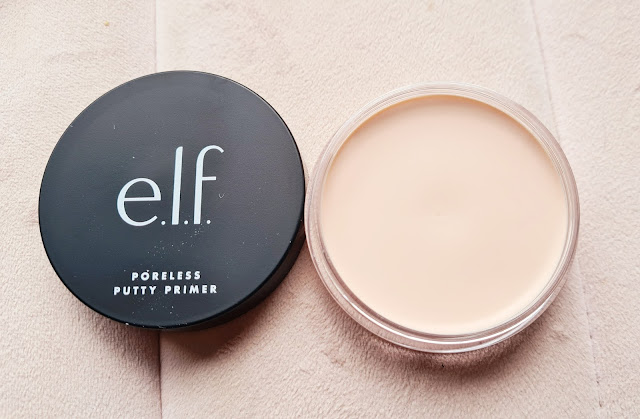 E.L.F Poreless Putty Primer review