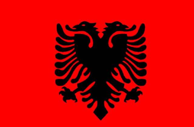 Albanian flag the most beautiful of Europe according The Independent