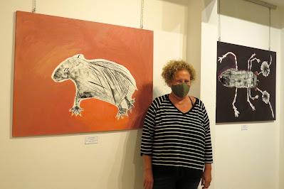 Ana Copelmayer - Artista y docente