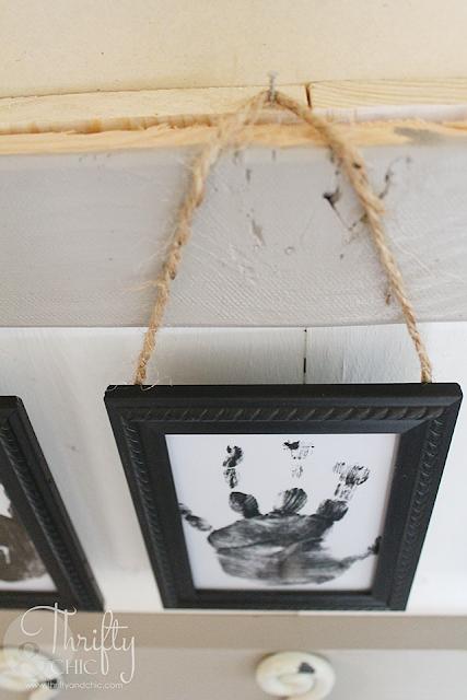 DIY Hall Tree, great idea to help organize garage or mud room