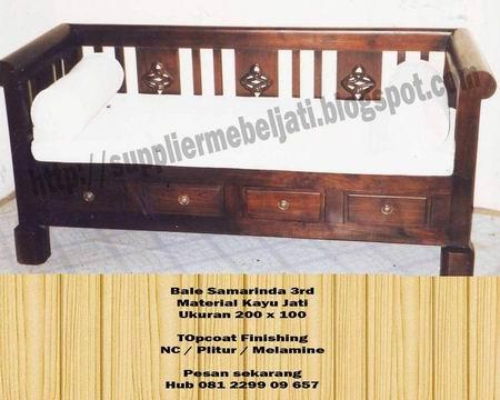 Jual Furniture Jepara Supplier Mebel Jati Jual Daybed