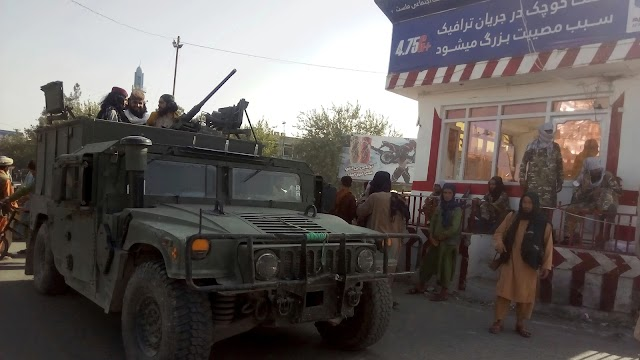 Afghanistan replaces army chief as Taliban continues to advance