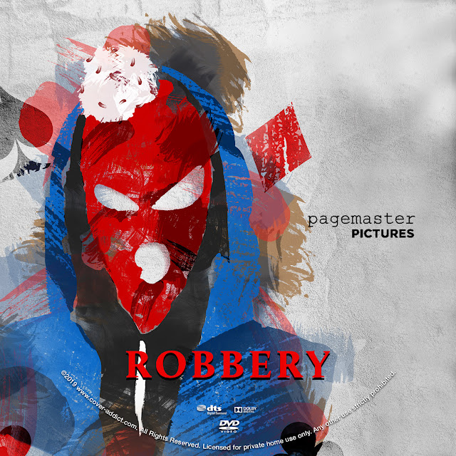 Robbery DVD Cover