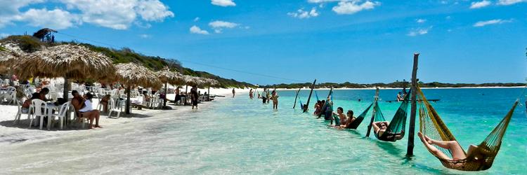 Resultado de imagen para Playa Jericoacoara