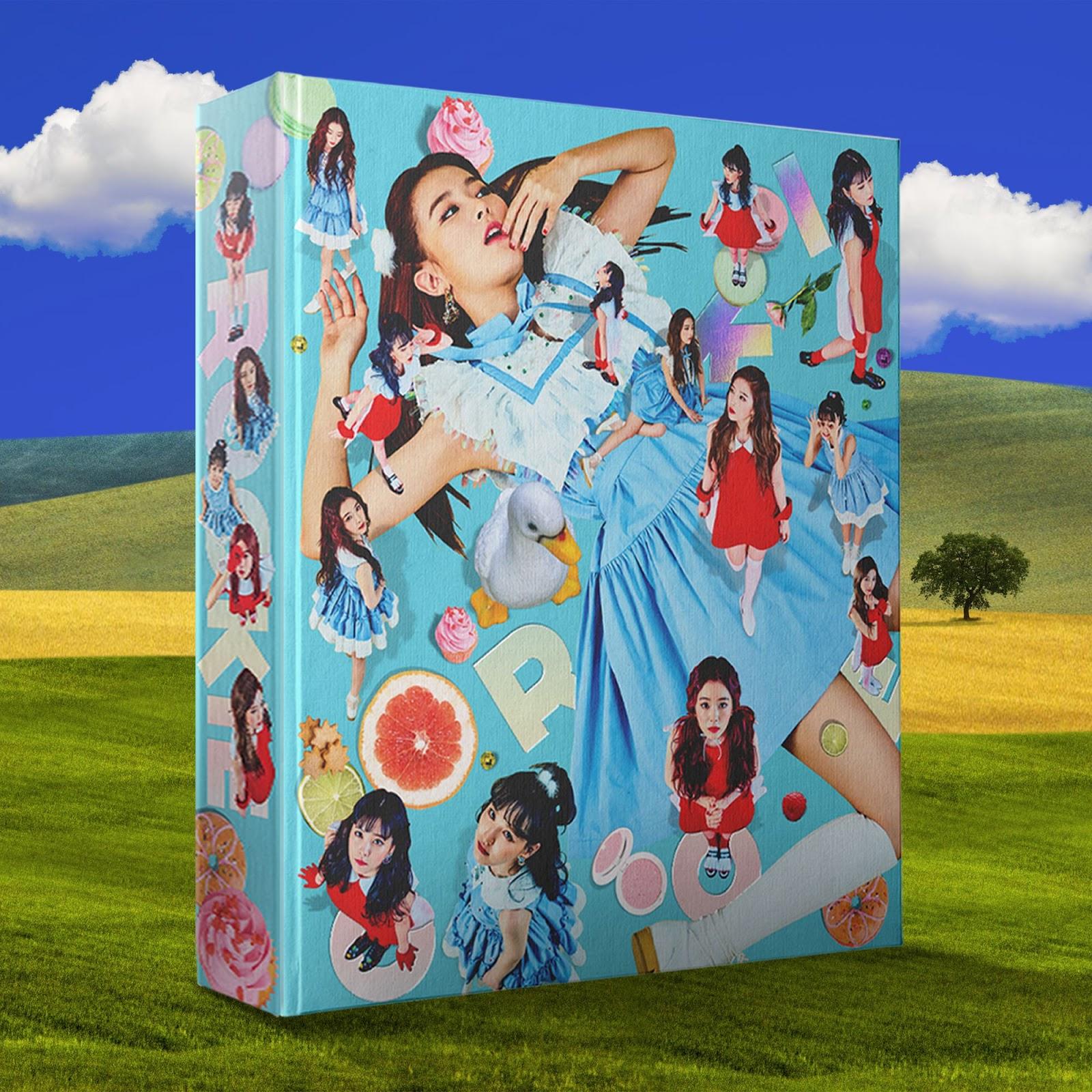 Download Lagu Red Velvet Terbaru