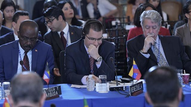"""La OEA aprueba resolución contra Maduro. Su """"Gobierno"""" es ilegítimo"""