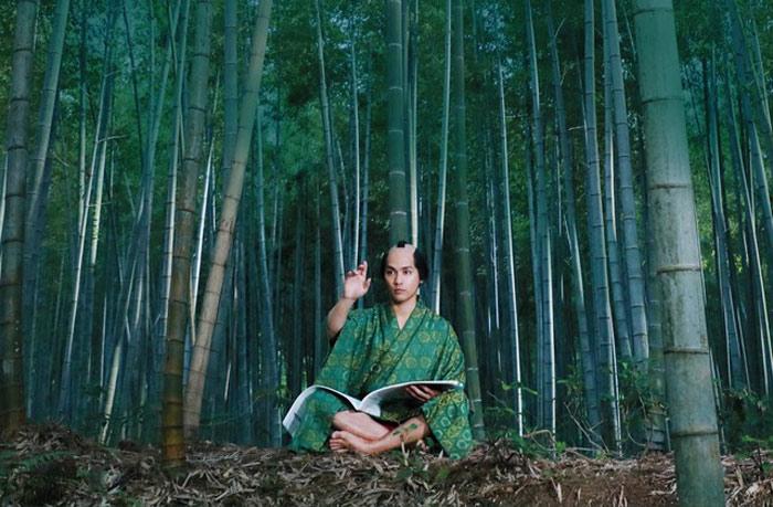Hokusai film (Hajime Hashimoto) - Yuya Yagira