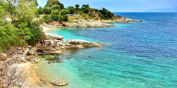Corfù: le spiagge più belle della costa sud-est
