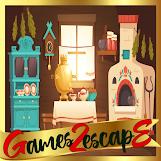 Games2Escape - G2E Ancient House Escape