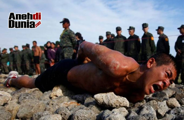 Negara Dengan Latihan Militer Paling Sadis