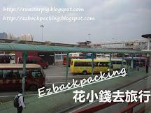 澳門外港碼頭免費接駁車路線+港珠澳大橋巴士