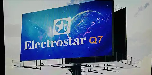 ELECTROSTAR Q7 1506HV 512 4M NEW SOFTWARE WITH ECAST & G SHARE PLUS OPTION
