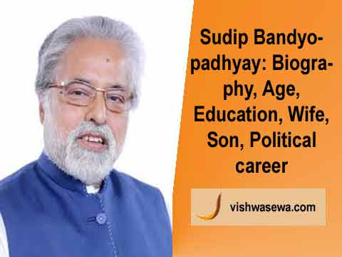 Sudip Bandyopadhyay: Wiki, Wife, Son, Education, Age, Political career, Biography