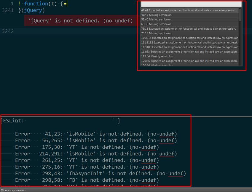 sublime-text-js-syntax-linter-eslint-1.jpg-Sublime Text 檢測 JS 最佳工具 ESLint﹍安裝 + 設定技巧