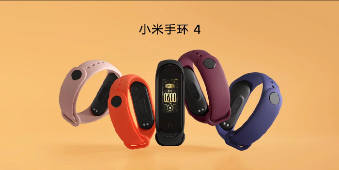 Mi Band 4 With AMOLED Colour Display Is Here + Avengers Edition