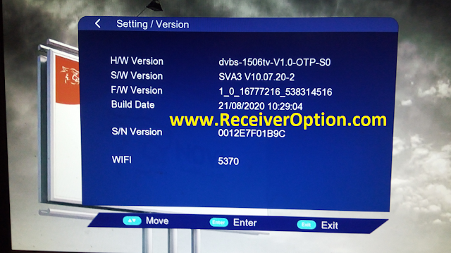 1506TV 512M 4M NOVA N300 N200 N100 NEW SOFTWARE WITH NOVA SHARE PRO OPTION