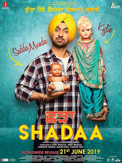 Shadaa First Look Poster 1