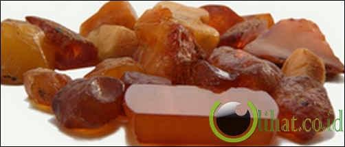Batu Taaffeite - Rp 234 juta per gram