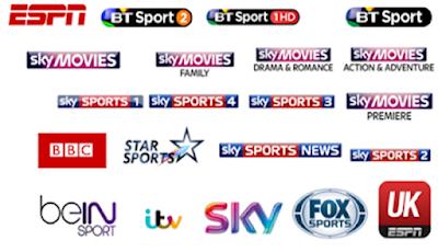 iptv links free M3u Playlist Sports
