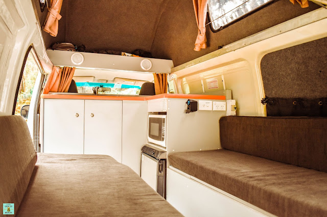 Camper de Travellers Autobarn, Australia
