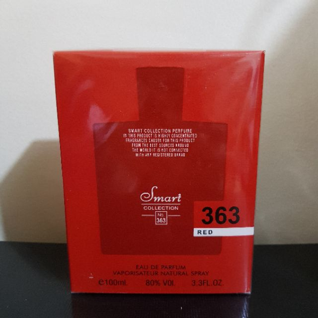 Smart Collection No 363 Perfume For Men 100 ml