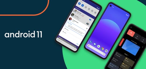 Google launched Android 11 ... not just for Pixel phones this time