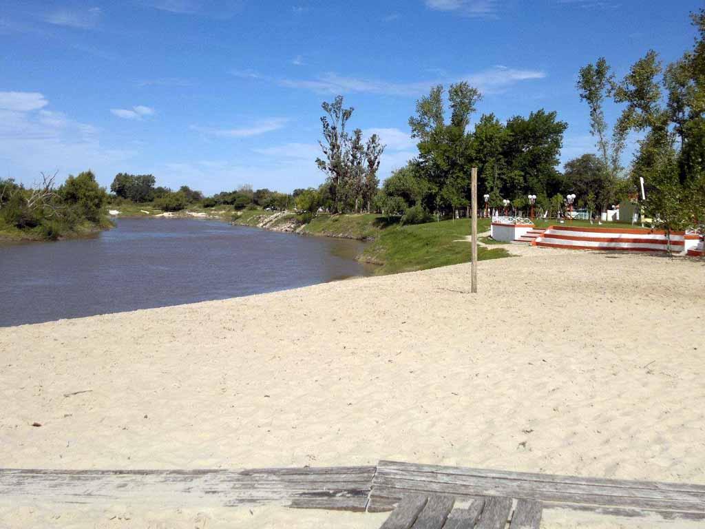 Playa Grande - Parque Balneario Delio Panizza - Rosario del Tala (Entre Ríos)