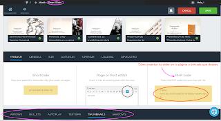 Cómo crear un slider de báners en tu página web de Wordpress