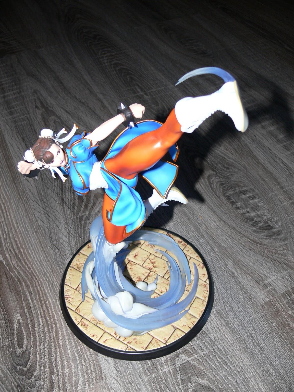 Notre Critique De La Figurine Chun Li By Tsume Nipponzilla Art Vega Arcade Super Street Fighter Iv Edition Goodies