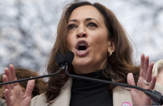 The 'inevitability of Kamala Harris