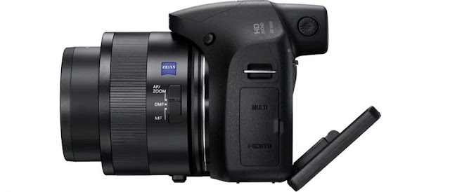 Cyber Shot HX350