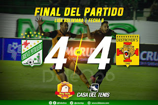 Oriente Petrolero 4 - Destroyers 4 - DaleOoo
