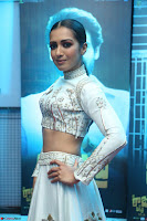 Catherine Tresa in Beautiful emroidery Crop Top Choli and Ghagra at Santosham awards 2017 curtain raiser press meet 02.08.2017 011.JPG