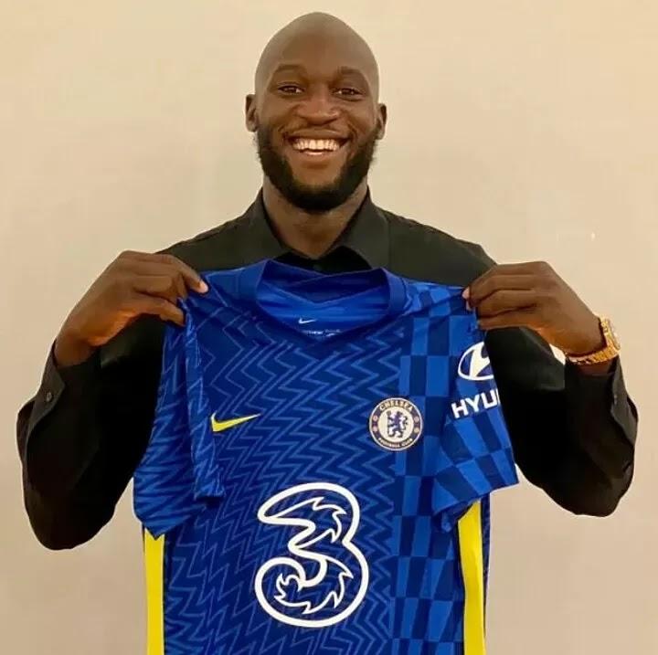 Romelu Lukaku's agent denies claims the striker joined Chelsea for the money
